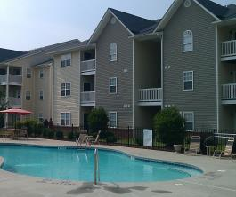 Woodland Village Apartments in Fayetteville, NC - Apartment