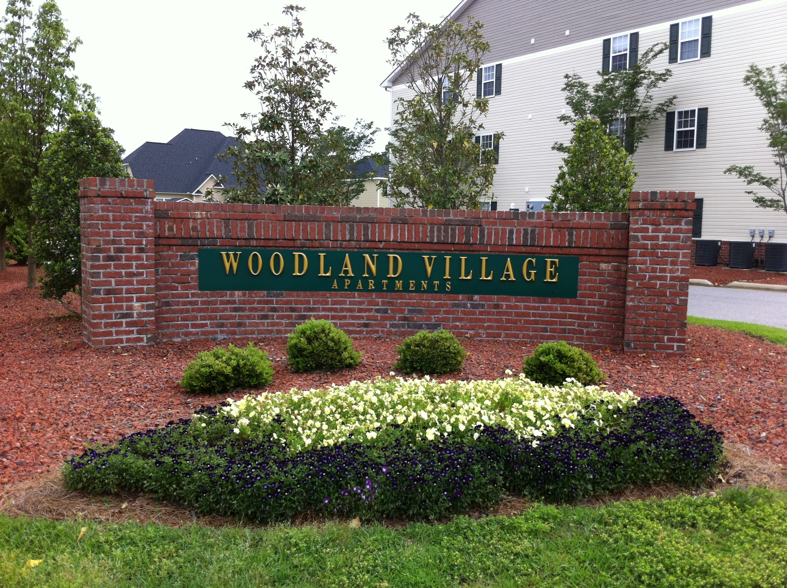 Woodland Village Apartments Fayetteville Nc