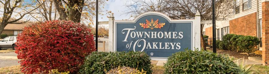 Townhomes Of Oakleys In Richmond Va Apartment For Rent